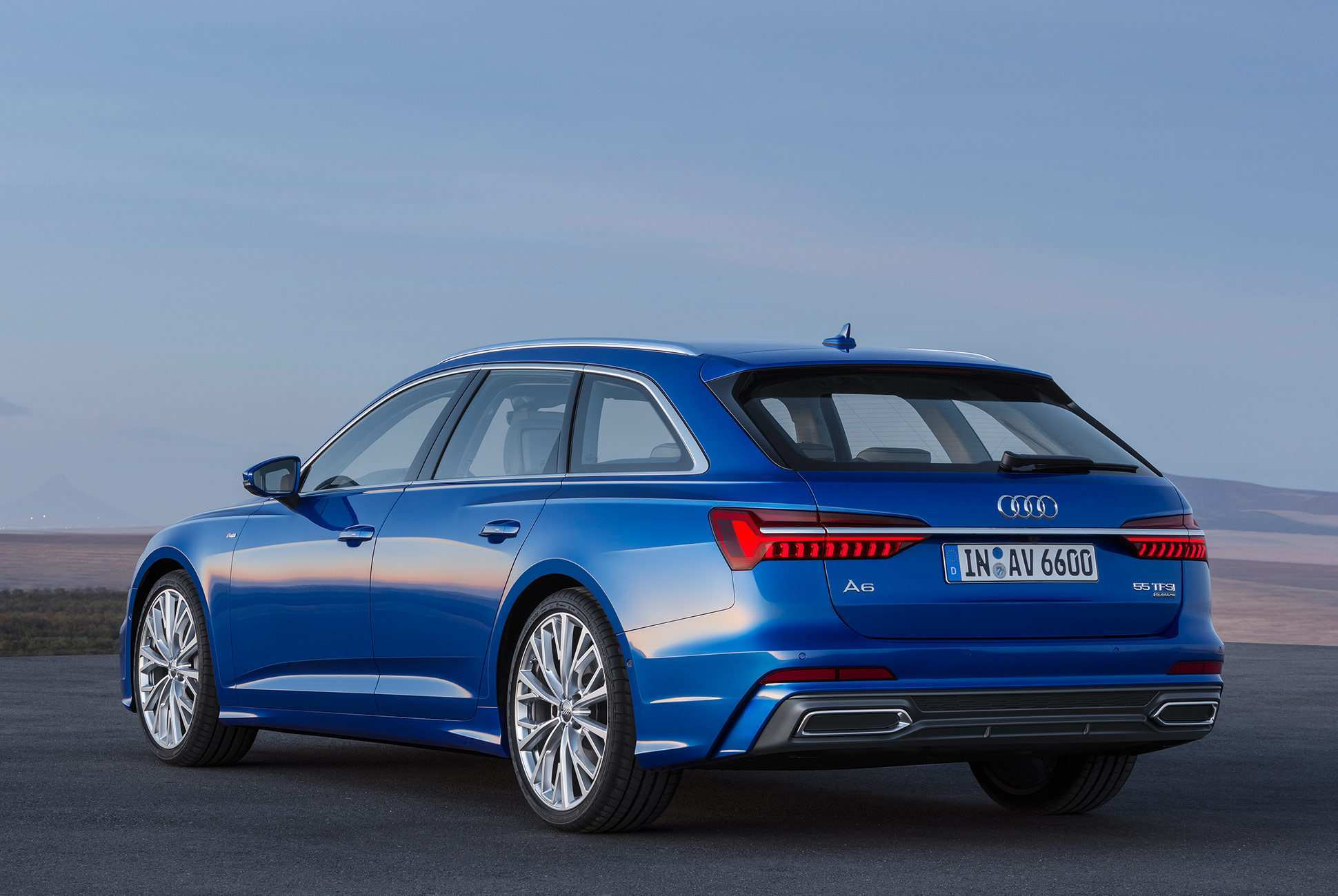 53 A 2019 Audi Wagon Usa Pictures