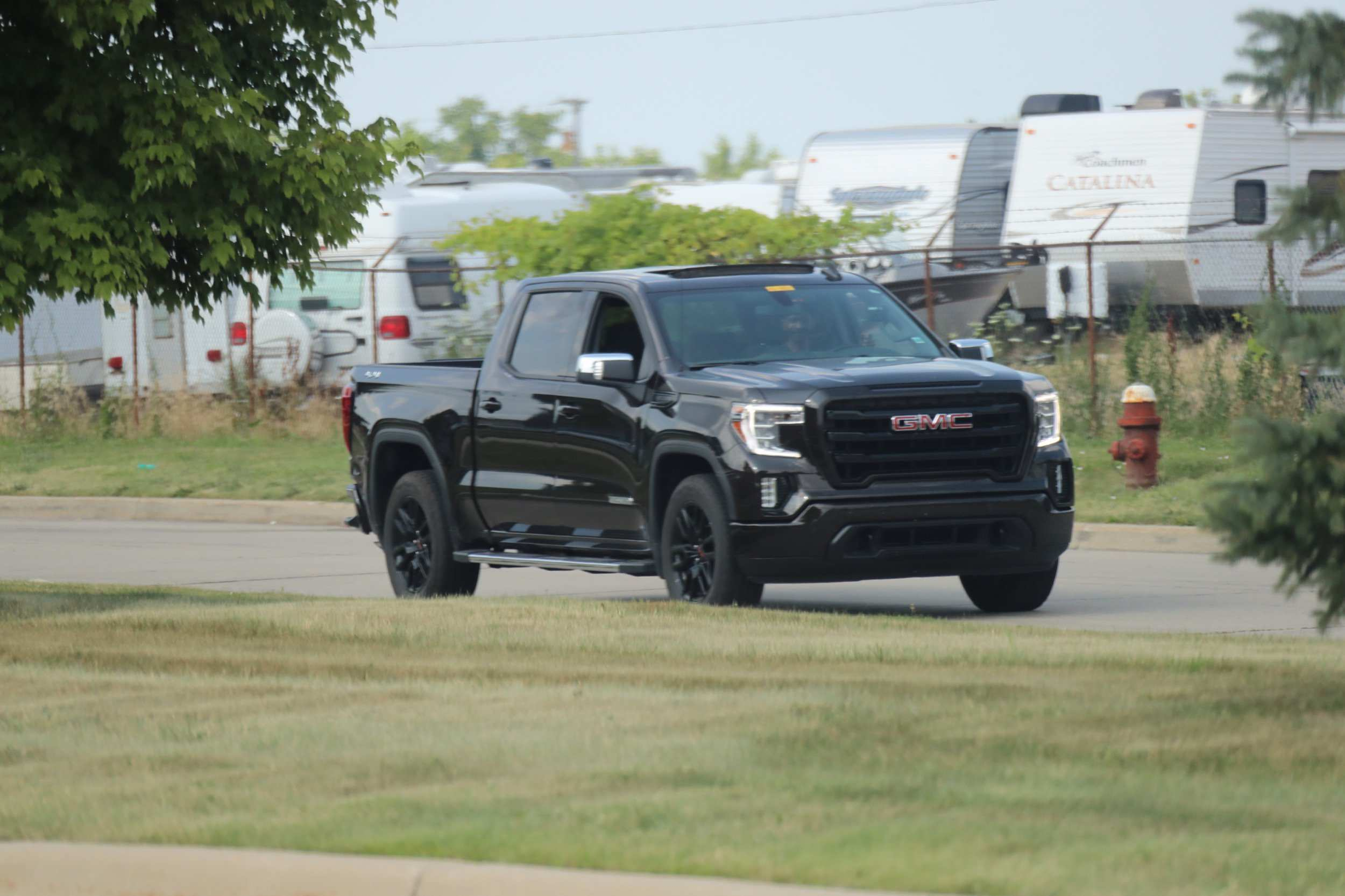 53 A 2019 Gmc Pickup Release Date Exterior And Interior
