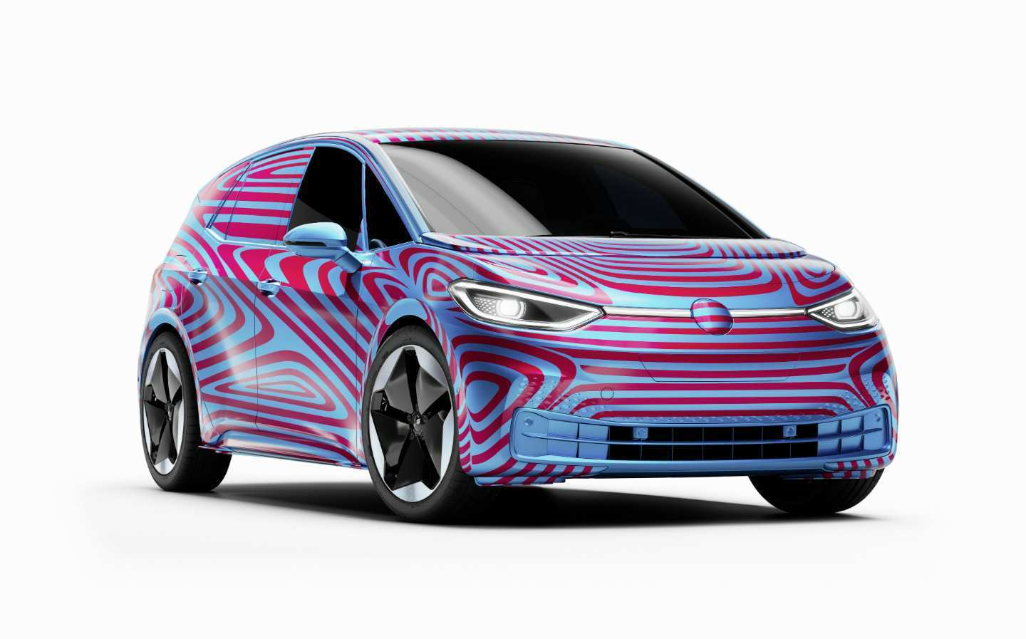 53 A 2020 Volkswagen Id Price New Concept