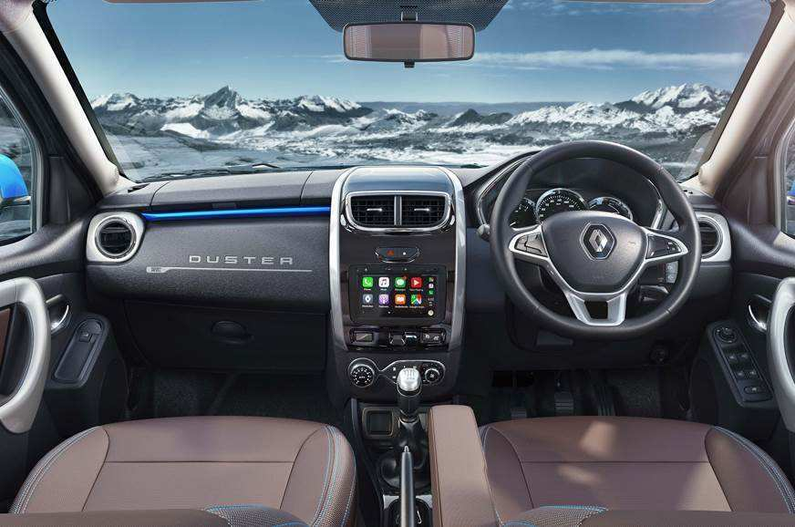 53 A Dacia Duster 2019 Interior Exterior And Interior