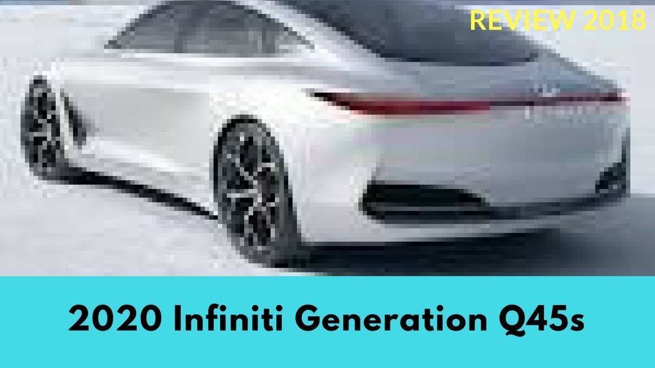 53 A Infiniti 2020 Vehicles Overview