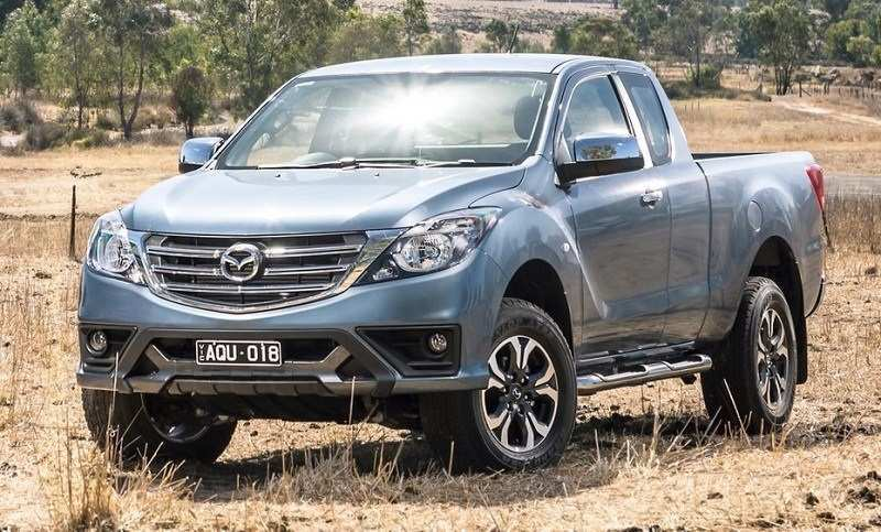 53 A Mazda Pickup 2020 Release Date And Concept