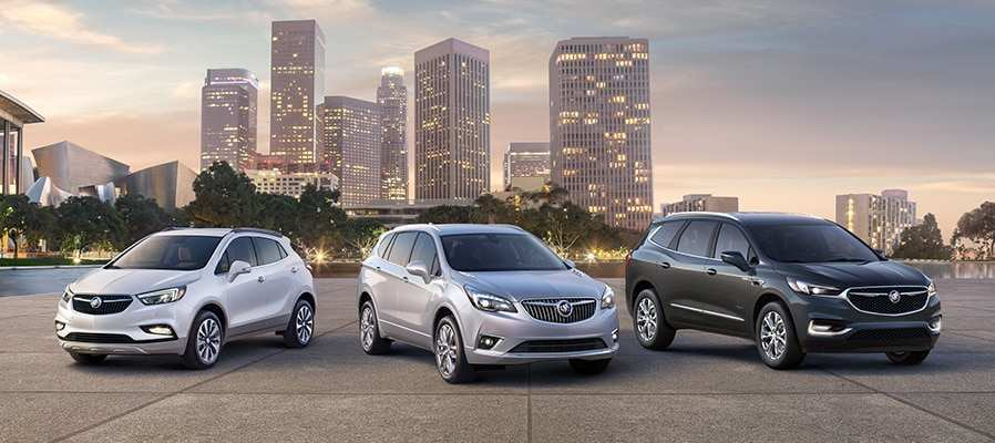 53 All New 2019 Buick Lineup Specs