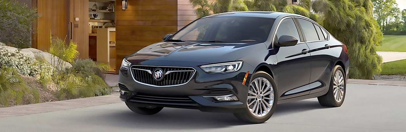53 All New 2019 Buick Sportback Review And Release Date