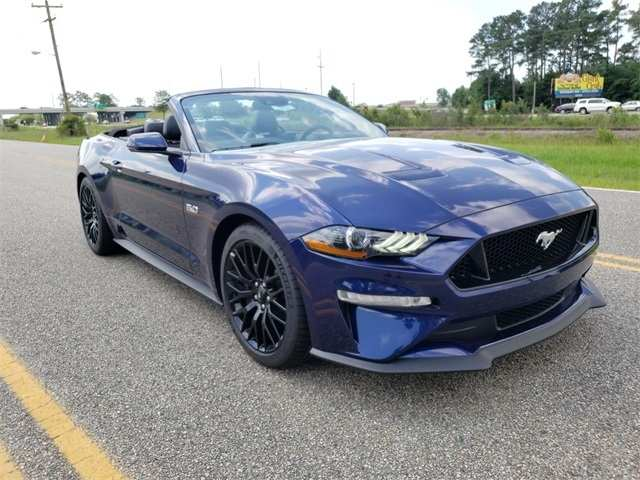 53 All New 2019 Ford Convertible Release Date And Concept