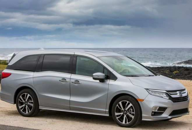 53 All New 2019 Honda Odyssey Release Release