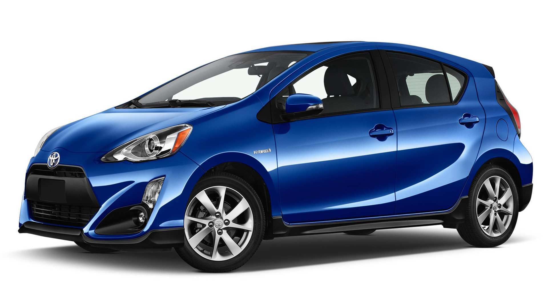 53 All New 2020 Toyota Prius C Spesification