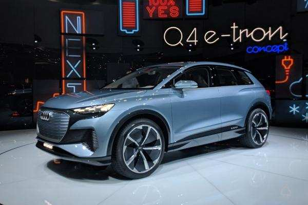 53 All New Audi New Models 2020 Price