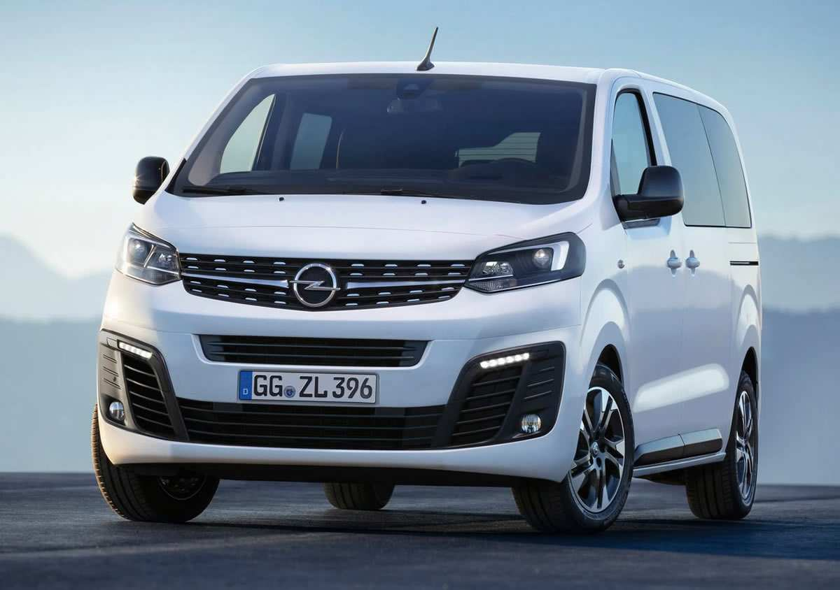 53 All New Opel Zafira 2020 Release Date And Concept