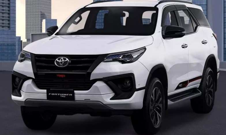 53 All New Toyota Fortuner 2020 Exterior And Interior
