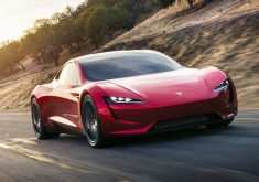 2020 Tesla Roadster Battery