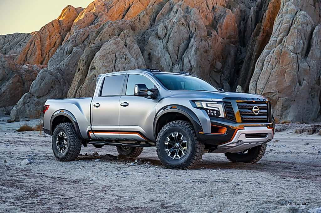 53 Best Nissan Titan Warrior 2020 Price And Release Date