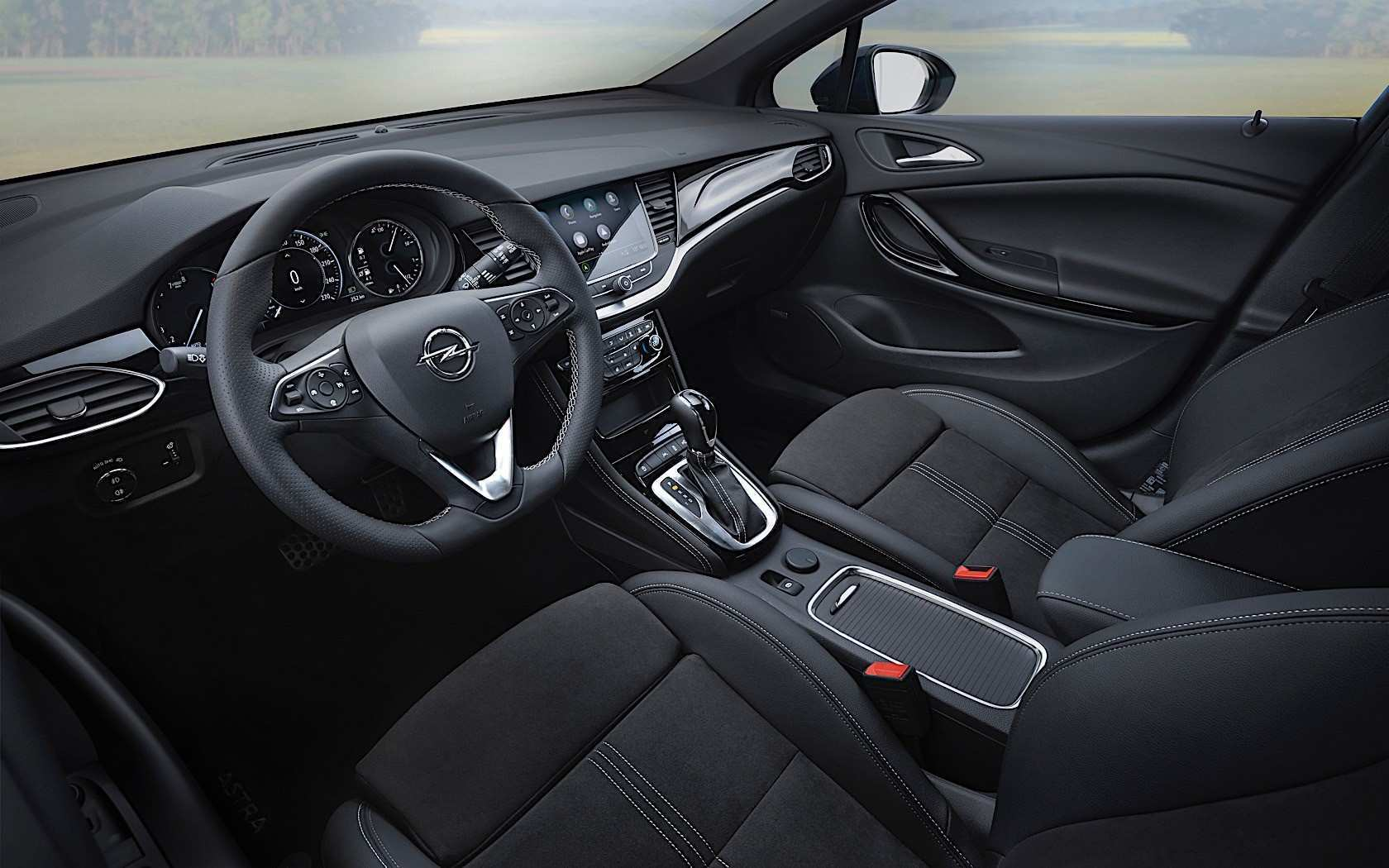 53 Best Opel Astra 2020 Interior Performance And New Engine