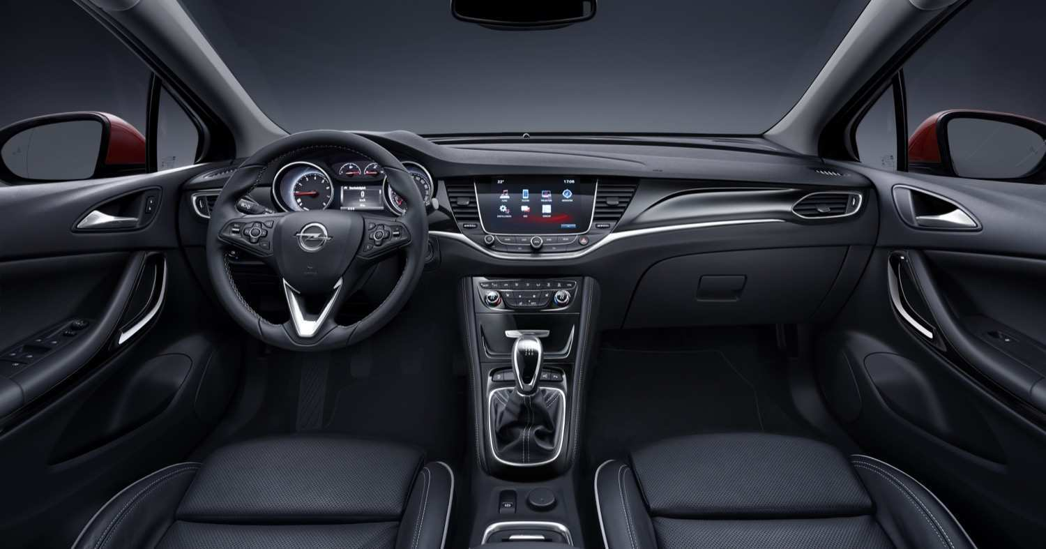 53 Best Opel Astra 2020 Interior Style