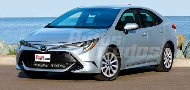 53 New 2019 New Toyota Corolla Redesign