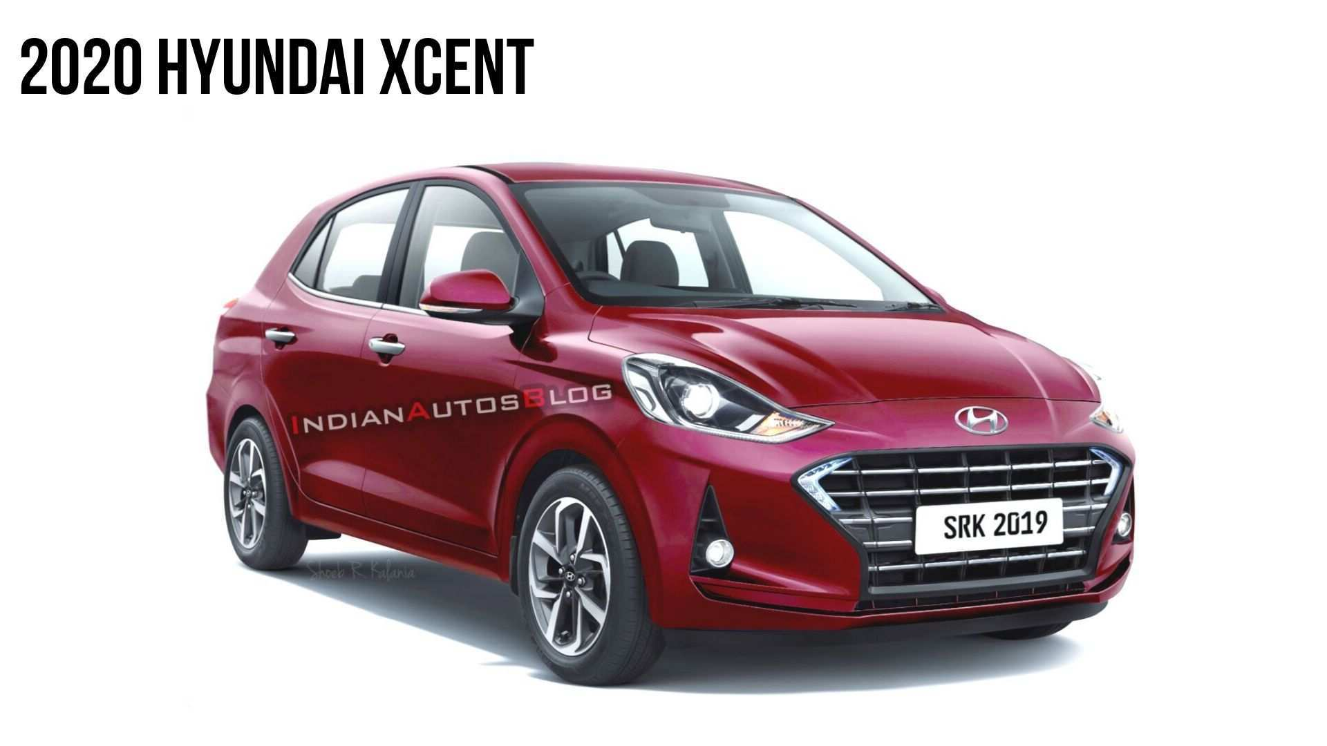 53 New Hyundai Xcent 2020 First Drive