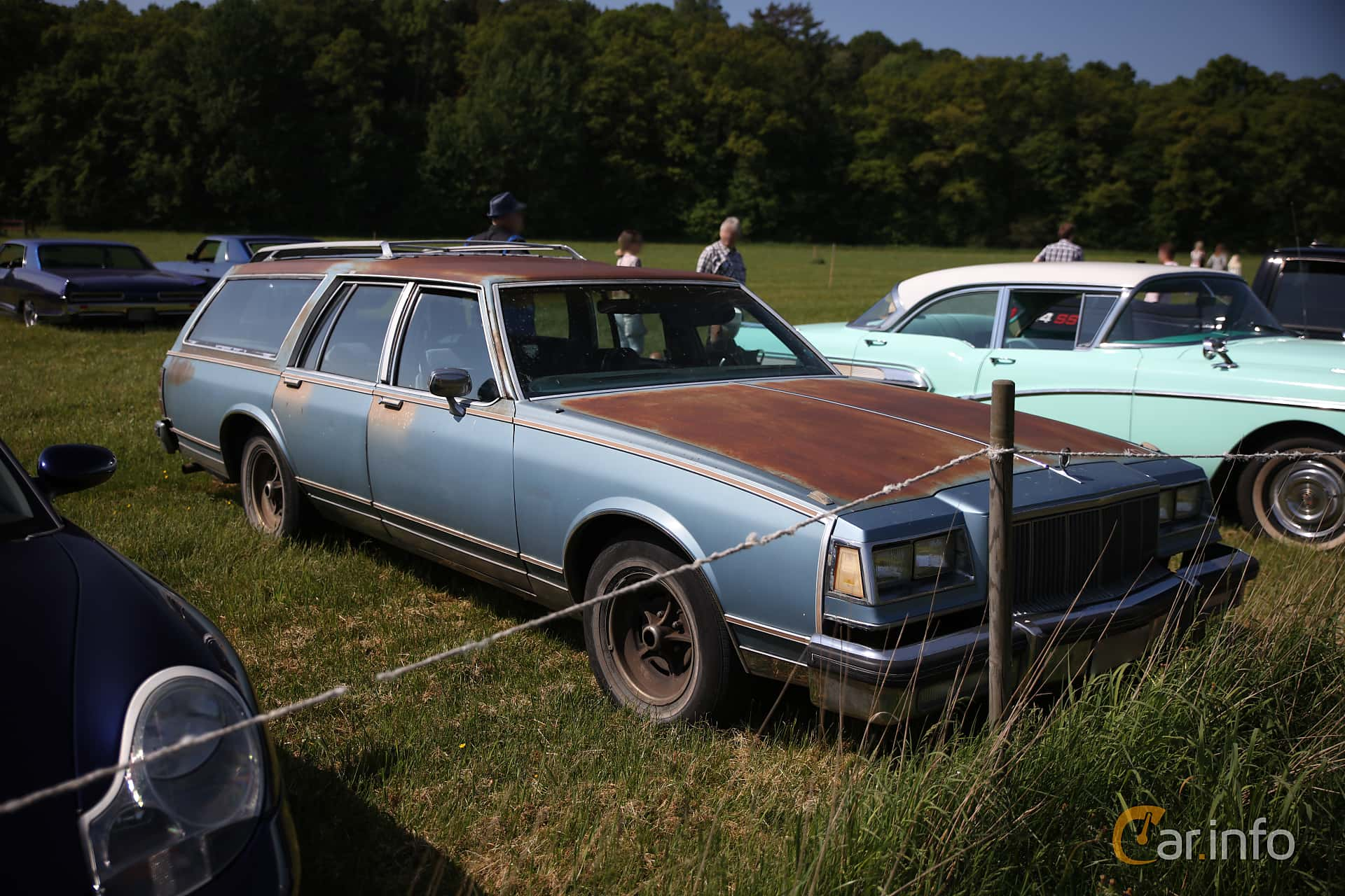 53 The 2020 Buick Electra Estate Wagon Performance