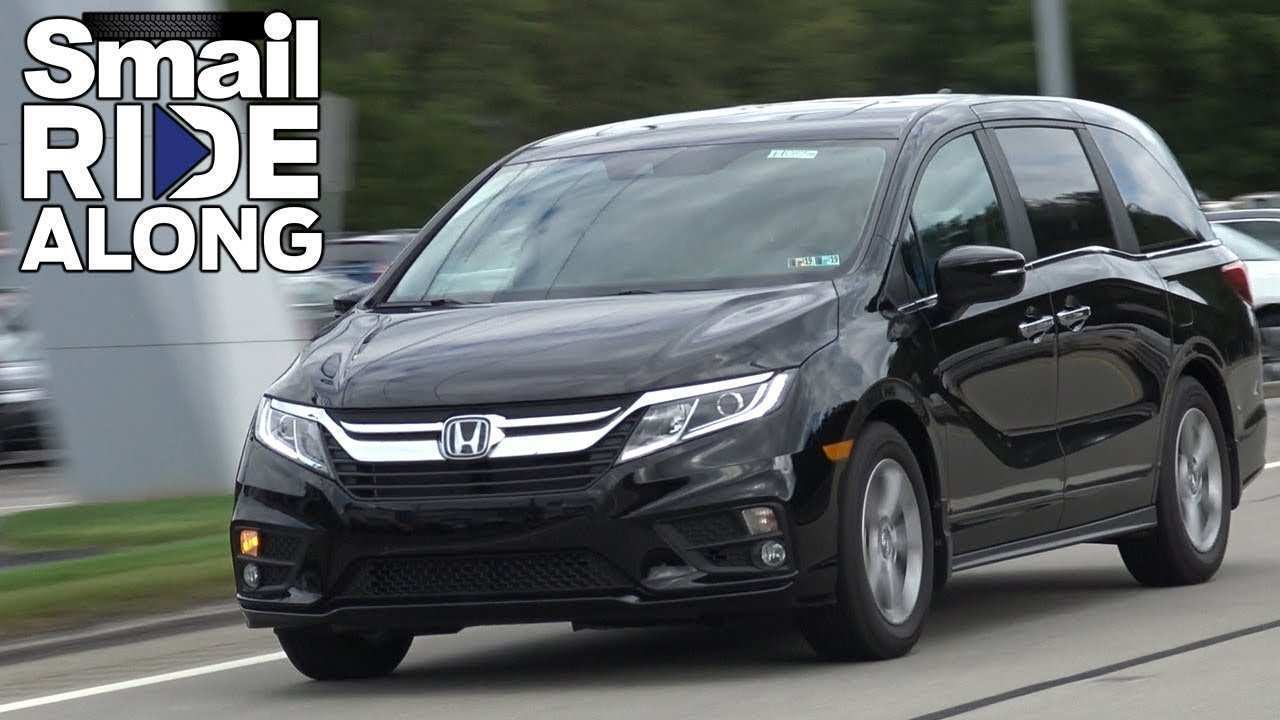 53 The Best 2019 Honda Odyssey Release Price Design And Review
