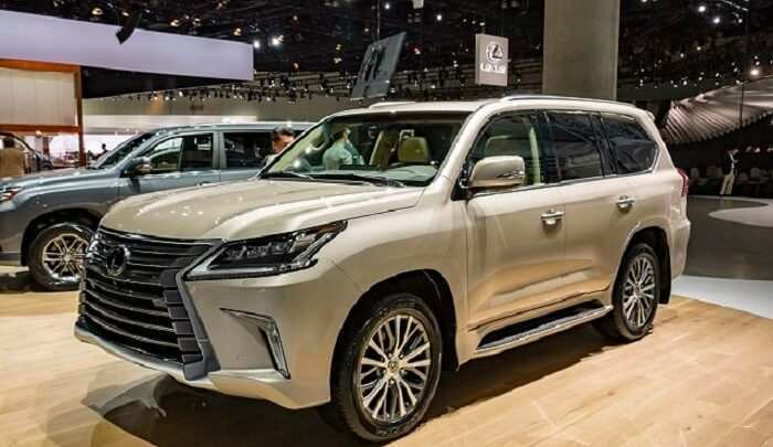 53 The Best 2019 Lexus Lx Ratings