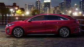 53 The Best Kia Proceed 2020 Pictures