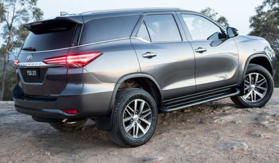 53 The Best Toyota Fortuner 2020 Speed Test