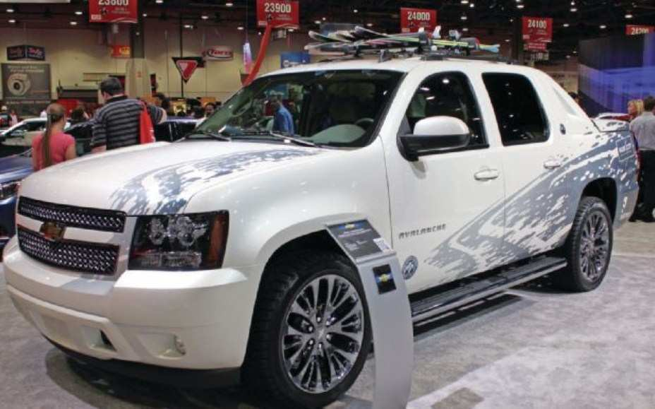 53 The Chevrolet Avalanche 2020 Model
