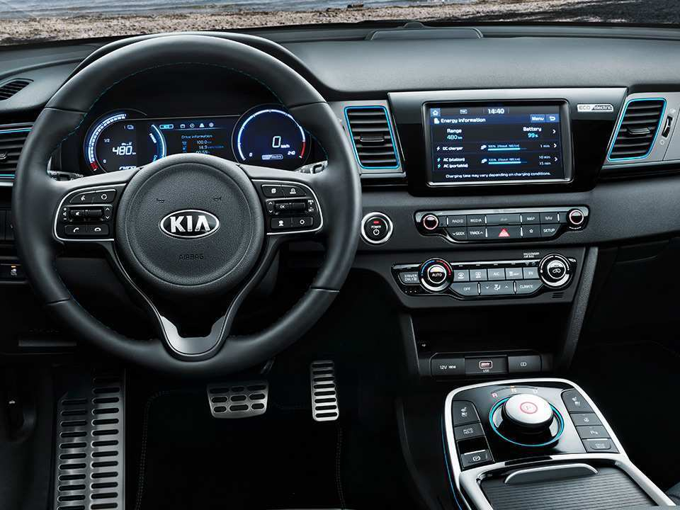 53 The Kia Niro 2020 Exterior