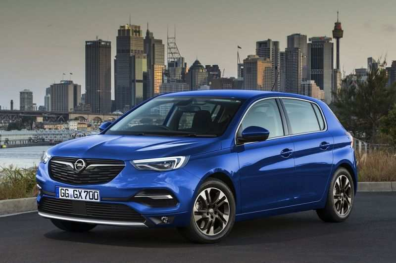 53 The Opel Corsa 2020 Rendering Performance