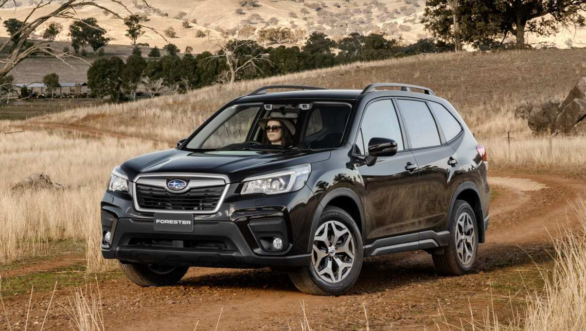 53 The Subaru Forester 2020 Australia Release Date And Concept
