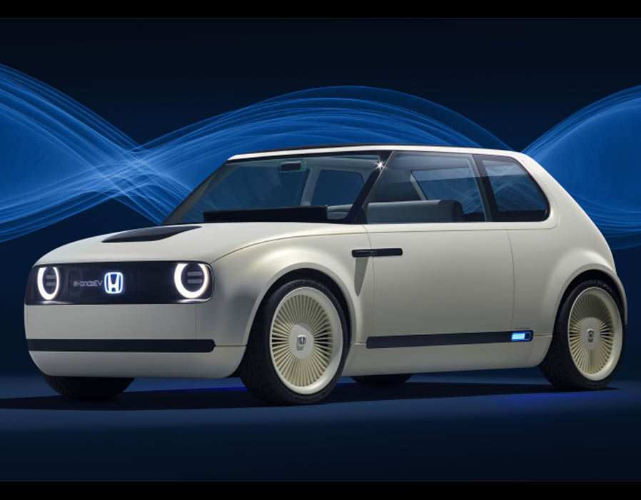 54 A 2019 Honda Electric Car Overview