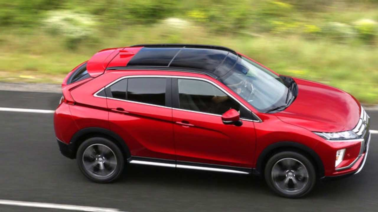 54 A 2019 Mitsubishi Cross Price