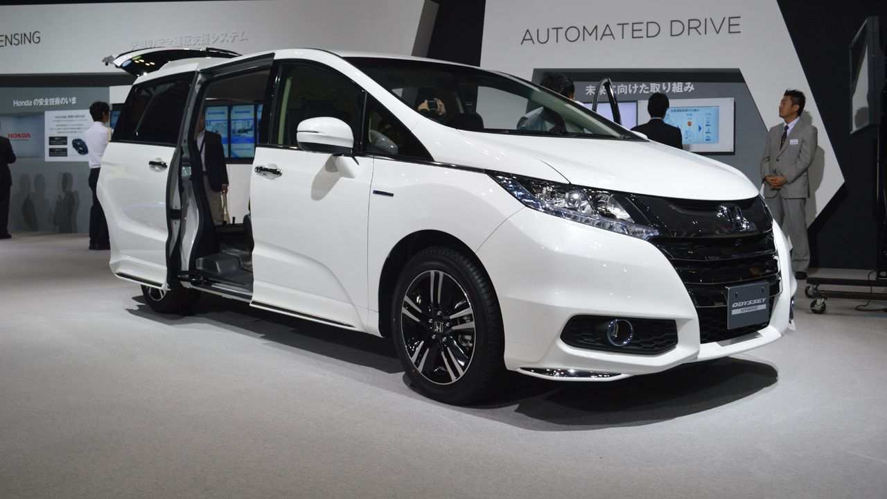 54 A 2020 Honda Odyssey Release Date Redesign And Concept