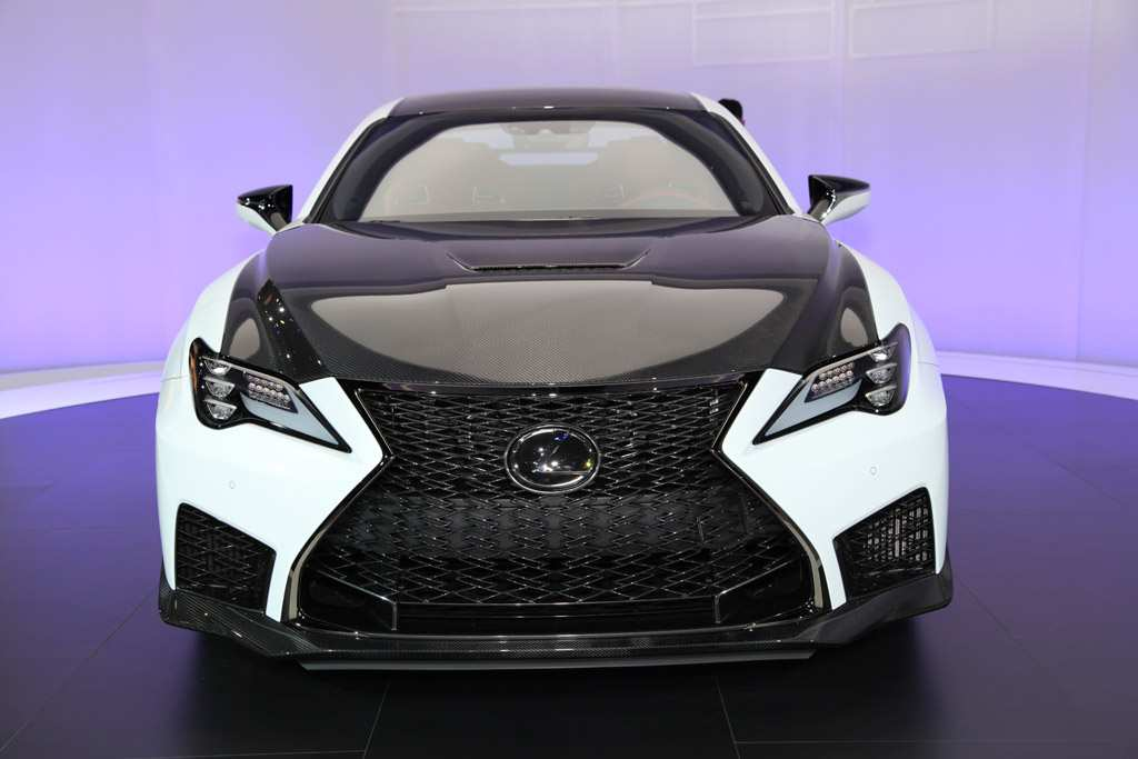 54 A 2020 Lexus Rc F Track Edition Price And Review