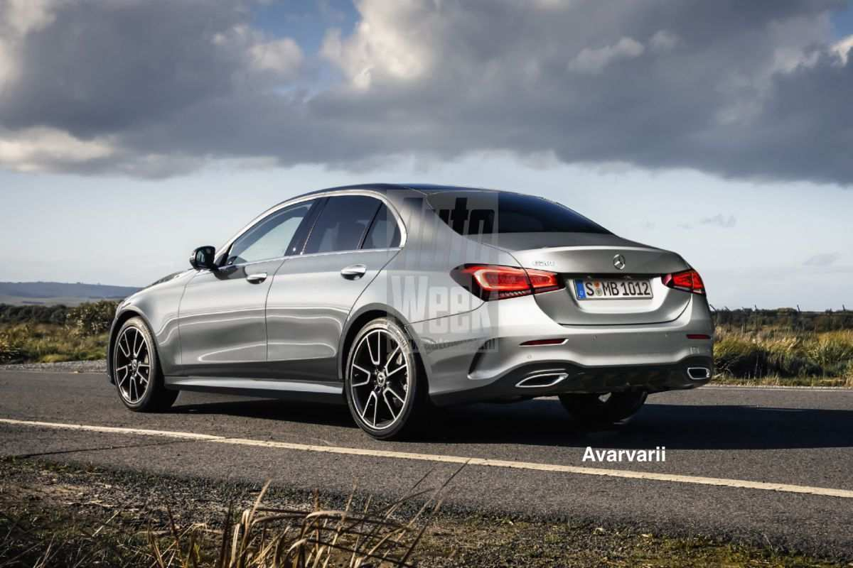 54 A 2020 Mercedes C Class Performance