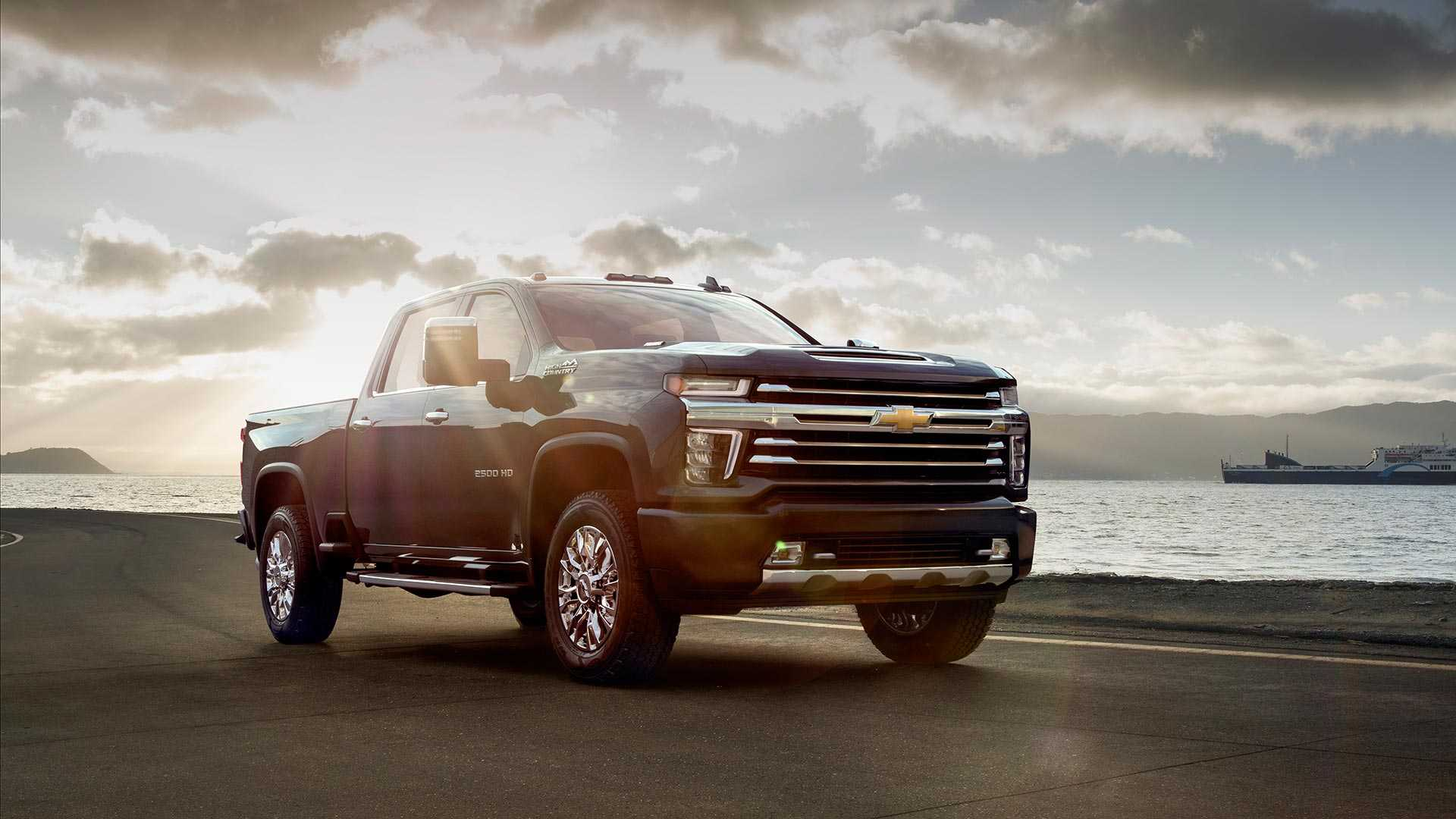 54 A Chevrolet High Country 2020 Picture
