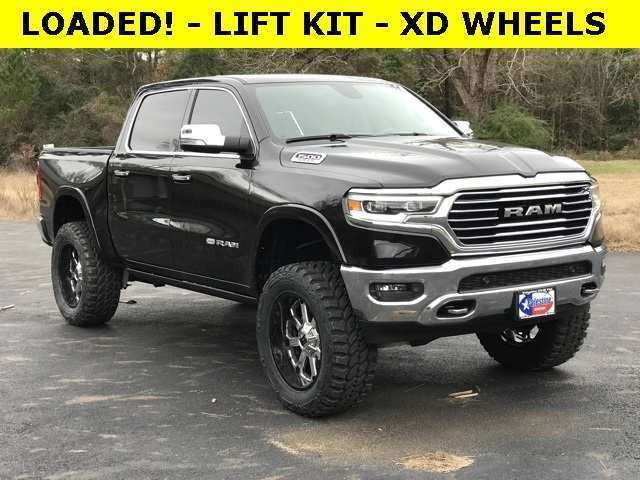 54 All New 2019 Dodge 1500 Laramie Longhorn Reviews