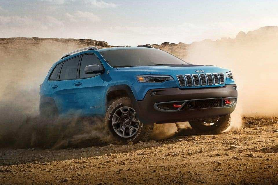 54 All New 2019 Jeep Trailhawk Towing Capacity Picture