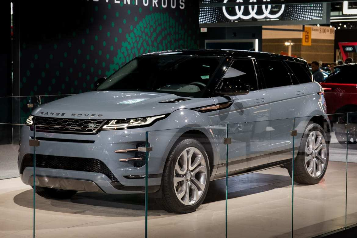 54 All New 2020 Land Rover Performance And New Engine