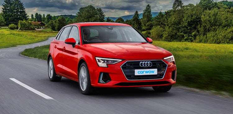 54 All New Audi A3 2020 Release Date Picture