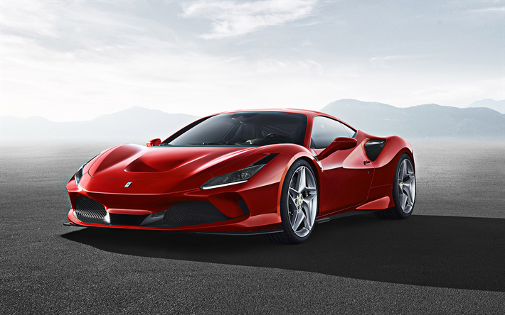 54 All New Ferrari 2020 Supercar Exterior And Interior