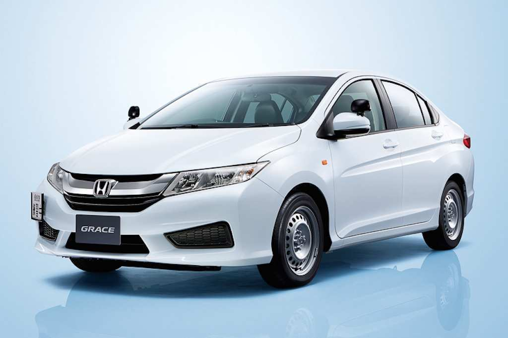 54 All New Honda Grace 2020 Release Date And Concept
