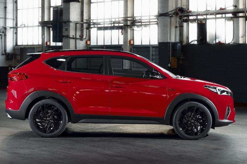 54 All New Hyundai Tucson N Line 2020 New Model And Performance