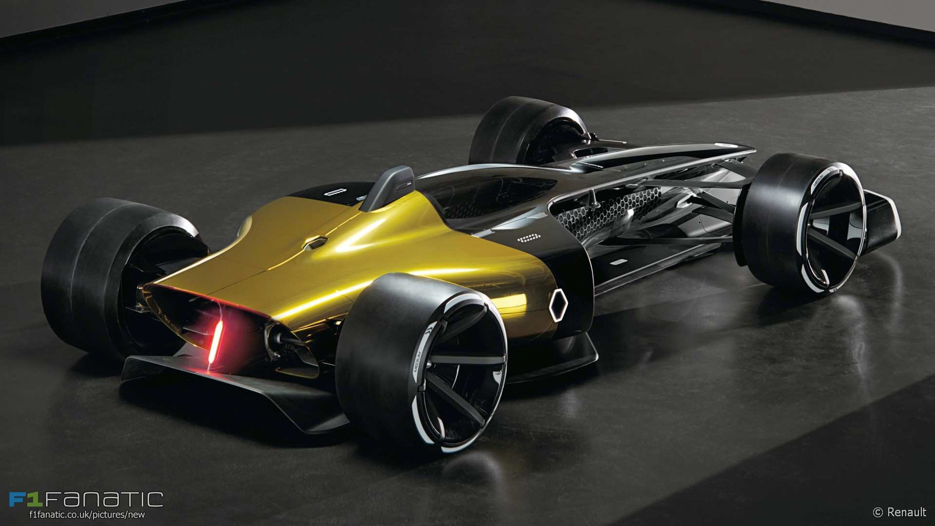 54 All New Renault 2020 F1 Review