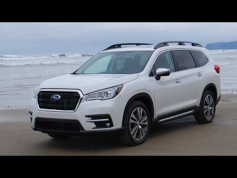54 All New Subaru Ascent 2020 Price