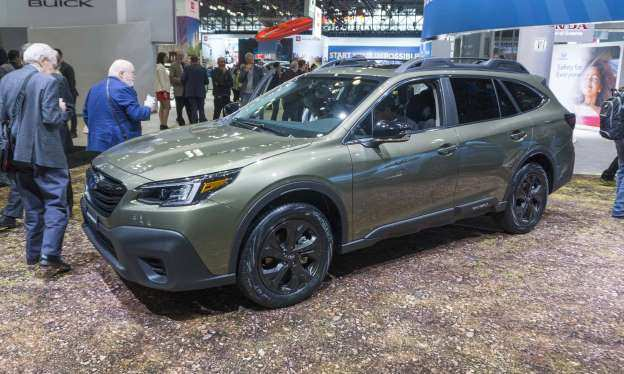 54 All New Subaru Outback 2020 New York Price
