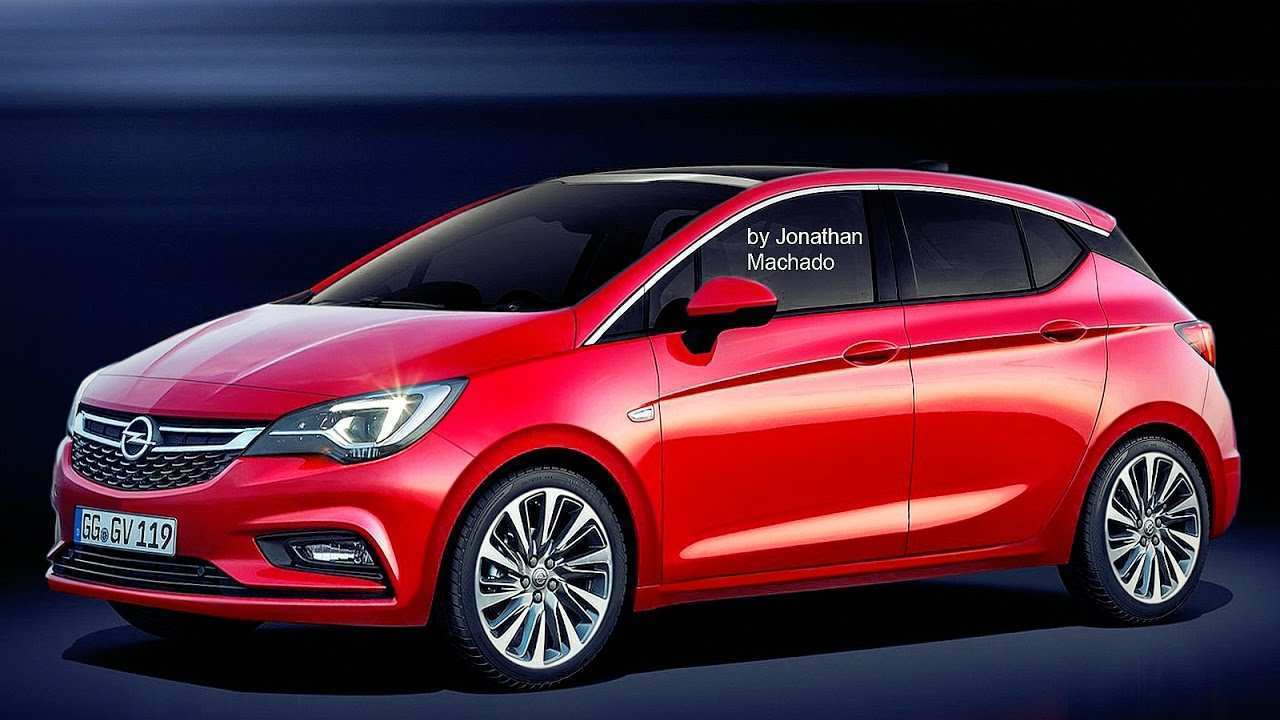 54 All New Yeni Opel Corsa 2020 Redesign And Concept