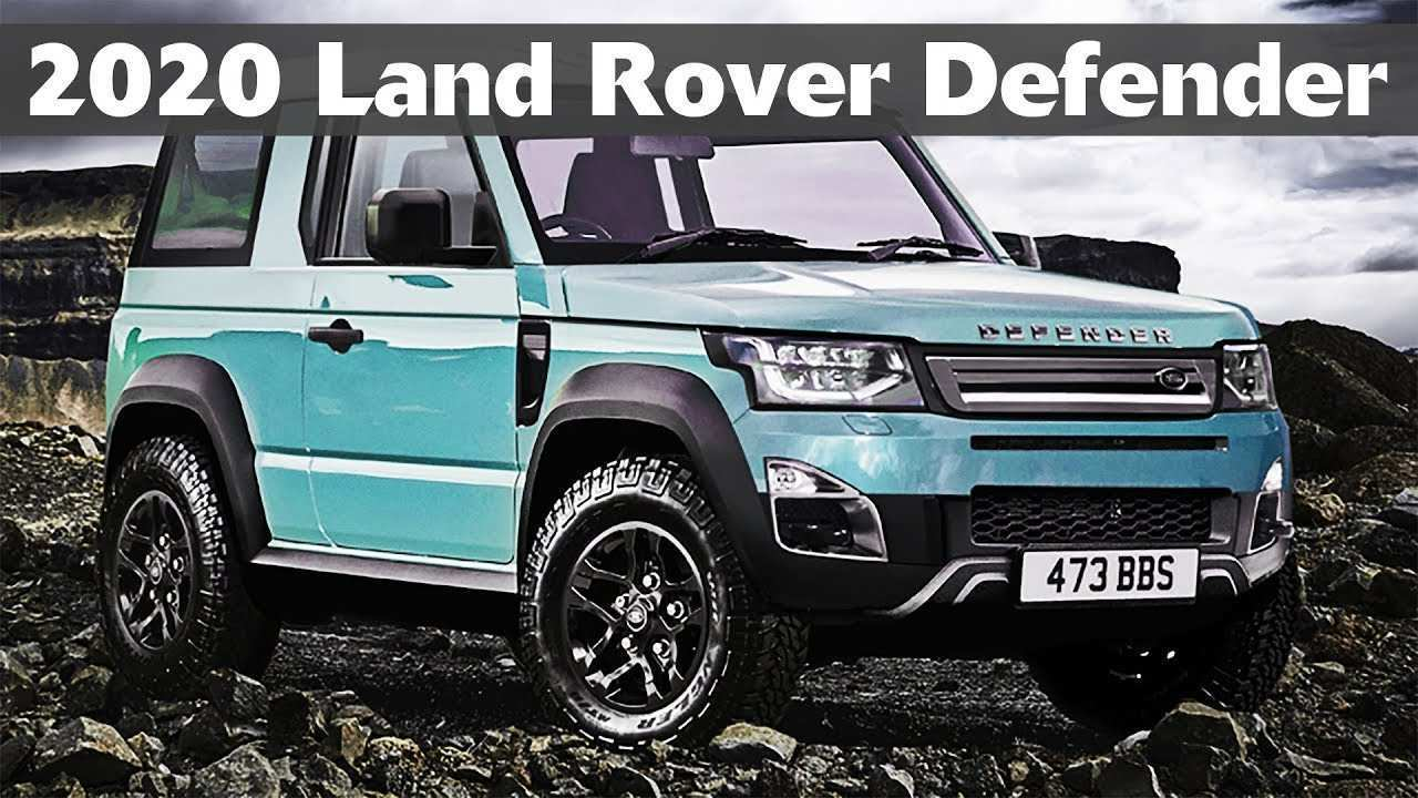 54 Best 2020 Land Rover Exterior And Interior