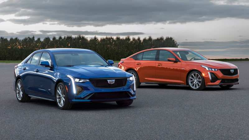 54 Best Cadillac Cts V 2020 Price Design And Review