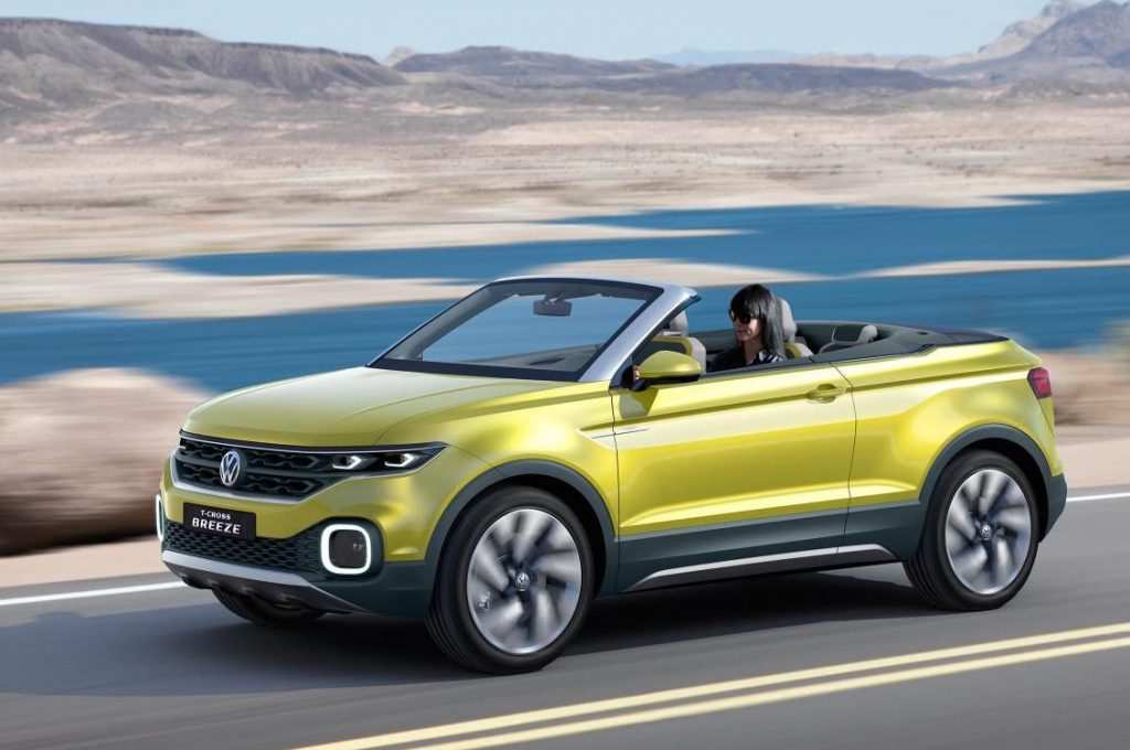 54 Best Volkswagen T Roc Cabrio 2020 Concept And Review