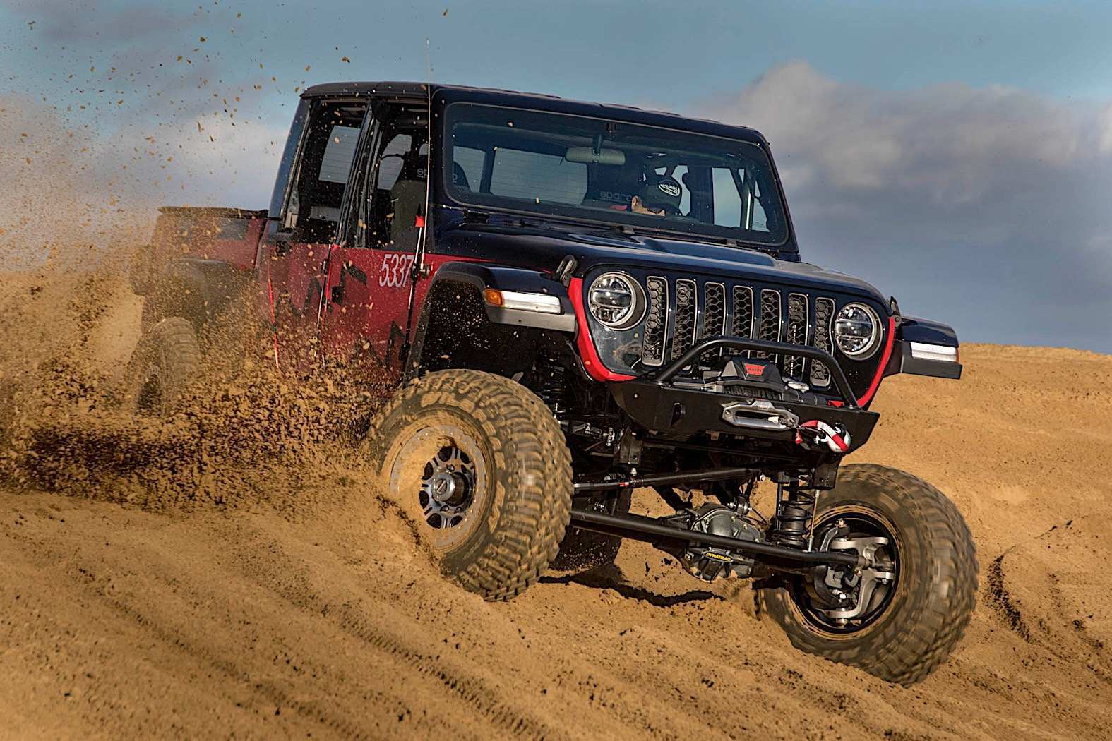 54 New 2020 Jeep Gladiator King Of The Hammers New Concept